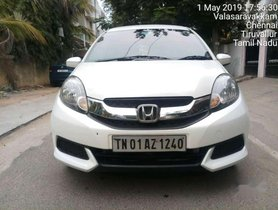 Honda Mobilio S i-VTEC, 2015, Petrol MT for sale