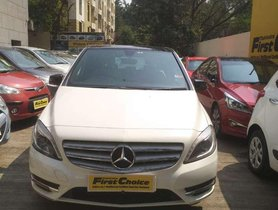 Used 2014 Mercedes Benz C class AT for sale car at low price