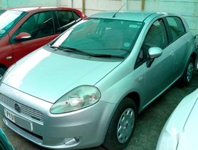 Used Fiat Punto car MT at low price