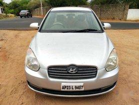 2007 Hyundai Verna CRDi MT for sale at low price