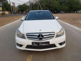 Used Mercedes Benz C-Class 220 CDI AT 2012 for sale