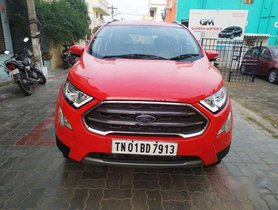 Used 2018 Ford EcoSport MT for sale