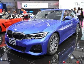 All-new Seventh-Generation BMW 3-Series To Be Launched On August 22