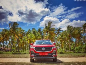 MG Hector Launch To Take Place On June 27, 2019