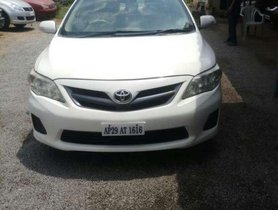 Used 2011 Toyota Corolla Altis G MT for sale