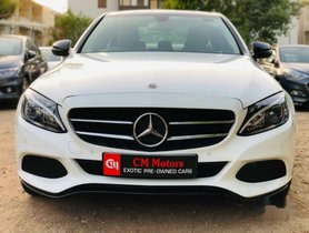 2019 Mercedes Benz C-Class AT for sale at low price