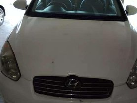 Used Hyundai Verna car MT at low price