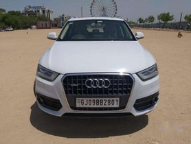 Audi Q3 2013 AT for sale