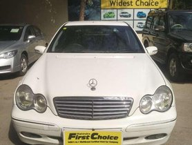 2002 Mercedes Benz C-Class AT for sale
