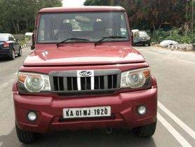 2012 Mahindra Bolero ZLX MT for sale at low price