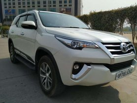 Toyota Fortuner 2018  4x4 MT for sale