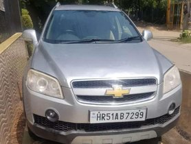 Used Chevrolet Captiva car MT at low price
