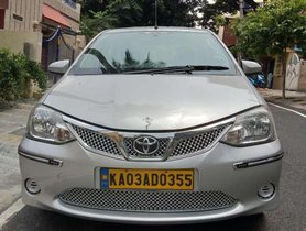 Toyota Etios GD, 2016, Diesel MT for sale