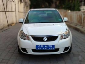 Used Maruti Suzuki SX4 car MT at low price