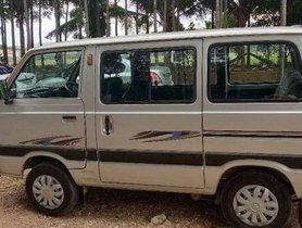 Used Maruti Suzuki Omni car MT at low price