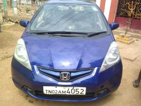 Used 2010 Honda Jazz V MT for sale