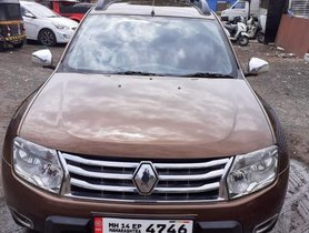 Used Renault Duster 85PS Diesel RxL MT 2014 for sale