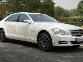 Used Mercedes Benz S Class S 350 CDI AT 2010 for sale