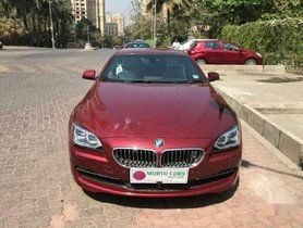 Used BMW 6 Series car AT for sale at low price
