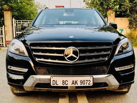 2015 Mercedes Benz M Class  ML 250 CDI AT for sale at low price