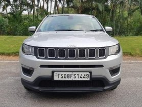 Jeep Compass 1.4 Sport  MT 2017 for sale