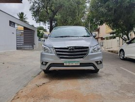Used Toyota Innova 2.5 Z Diesel 7 Seater BS IV 2015 MT for sale