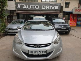 Used Hyundai Elantra CRDi SX AT 2012 for sale