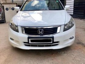 Used Honda Accord  2.4 Elegance A/T car at low price