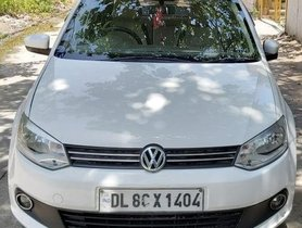Used Volkswagen Vento  Petrol Highline MT car at low price