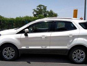 2014 Ford EcoSport  1.5 TDCi Titanium MT for sale at low price