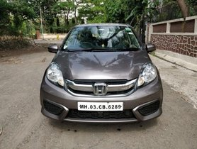 Used 2016 Honda Amaze  S i-Vtech MT for sale