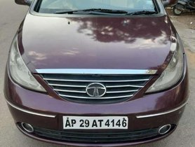 Used Tata Manza car 2011 MT for sale at low price