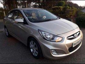 Used Hyundai Verna car 1.6 VTVT S MT at low price