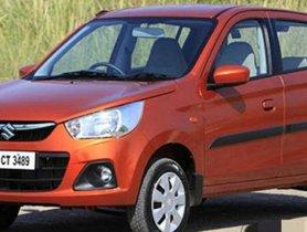 2017 Maruti Suzuki Alto K10  VXI AT for sale at low price