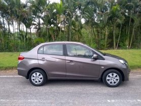 Honda Amaze S AT i-Vtech 2015 for sale