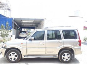 Mahindra Scorpio MT 2009 for sale