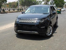 Used Land Rover Discovery Sport SD4 HSE Luxury AT 2018 for sale