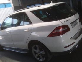 Used Mercedes Benz M Class ML 350 4Matic MT 2014 for sale