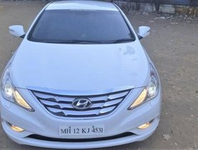 Used Hyundai Sonata Embera  2.4L AT car at low price
