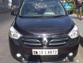 Used Renault Lodgy car MT at low price