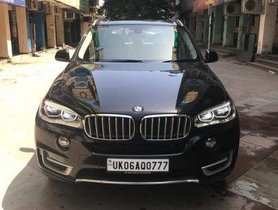 Used BMW X5 xDrive 30d Design Pure Experience 5 Seater AT 2017 for sale