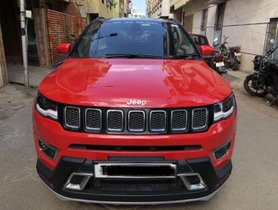 Used 2018 Jeep Compass Black Pack Edition AT for sale