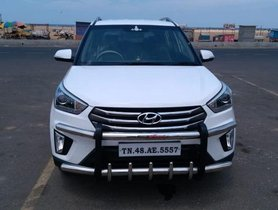 Hyundai Creta  1.6 CRDi SX Plus Dual Tone MT 2016 for sale