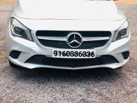 Used Mercedes Benz A Class car MT at low price