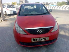 Used Tata Indica car LSI MT for sale at low price
