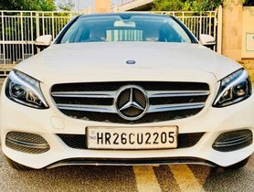 Mercedes Benz C-Class C 200 AVANTGARDE AT 2016 for sale