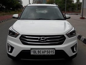 Used Hyundai Creta 1.6 Gamma SX Plus MT car at low price