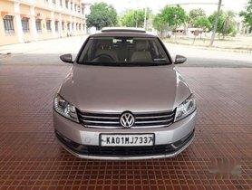 2012 Volkswagen Passat AT for sale