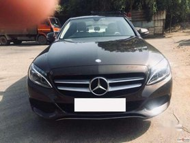 2016 Mercedes Benz C-Class 220 CDI AT for sale at low price
