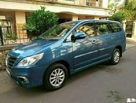 Toyota Innova 2.5 V Diesel 8-seater MT for sale